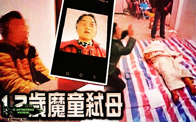 Wu Mokang - 101 Crimes Notórios e Horripilantes de 2018