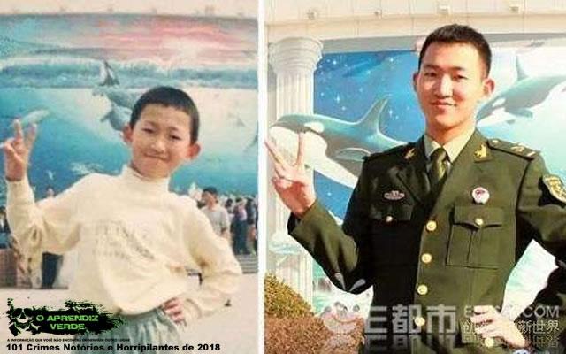 Zhao Zewei - 101 Crimes Notórios e Horripilantes de 2018