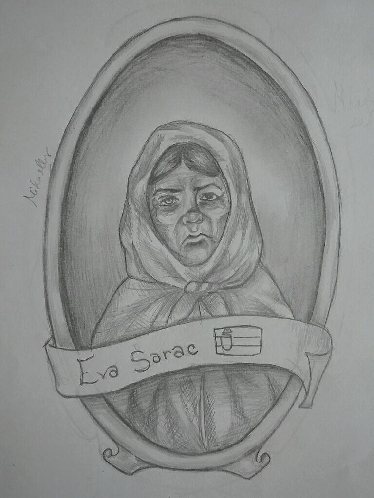 Eva Sarac - serial killer sérvia
