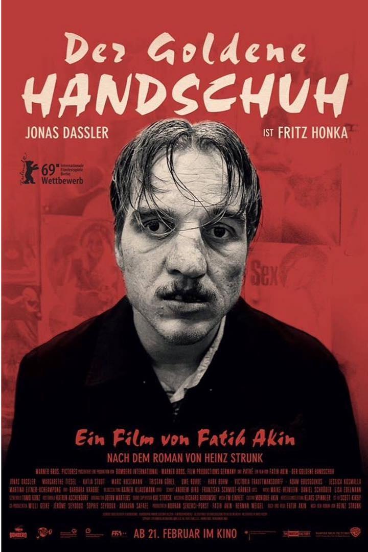 Der goldene Handschuh - filme serial killer - poster