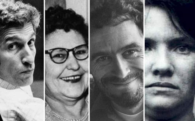 Serial Killers Homens e Mulheres - Psicologia Evolutiva