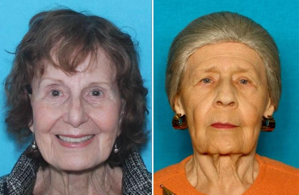 Ann Conklin,82, assassinada em 18 de março de 2018, em Plano; e Phoebe Perry, 94, assassinada em 5 de junho de 2016, em Dallas.