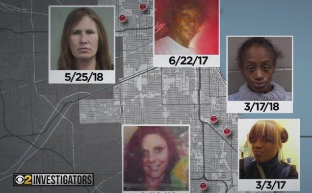 Chicago - serial killer